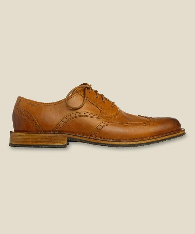 Zoom: Sebago - Brattle - British Tan: Tan 145, Style, Bristish Tan, Currently
