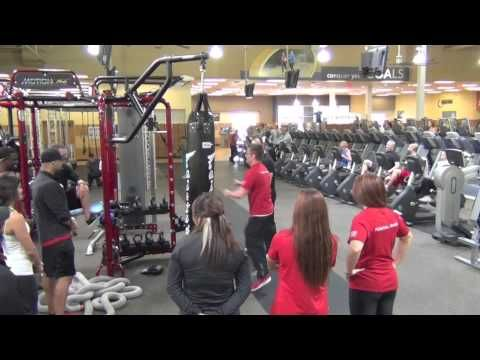 HOIST Fitness offers 24 hr. Fitness some tips on how they can help their members use the MotionCage to maximize their workouts.