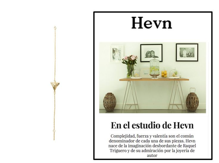 Hevn, the mix betwen cutting-edge and traditional craftsmachship! Soon in VB, the boutique online!