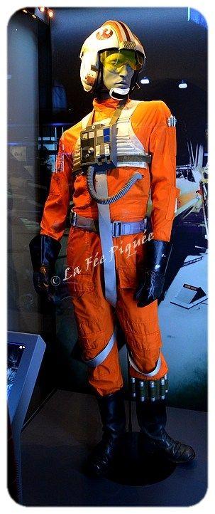 Costume de pilote Star Wars / X-Wing pilot costume | La Fée Piquée