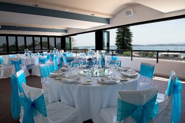 #balconyfunctioncentre #sashes #balcony #view #centrepiece #wedding #weddingreception