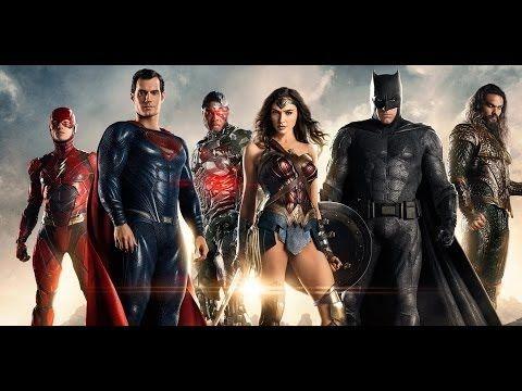 Лига справедливости, Под Углом новый Трейлер.