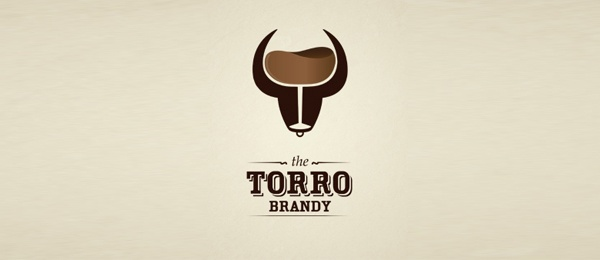 25 Strong Examples of Bull Logo Designs