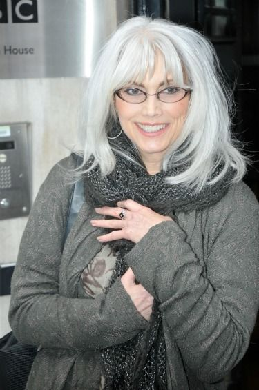 Emmylou Harris -- she is so amazing she deserves two pins here!