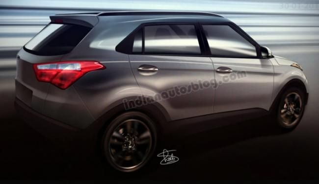 Rival Baru Ford EcoSport Dari Hyundai - Vivaoto.com - Majalah Otomotif Online