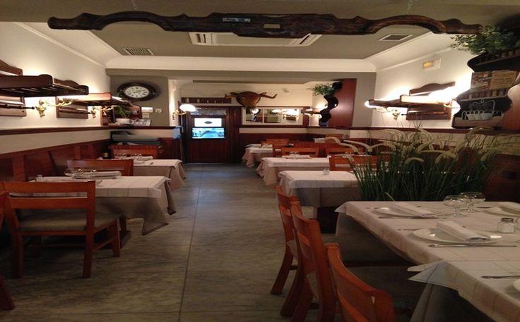 Restaurante El Buey #MesDeLosCallos