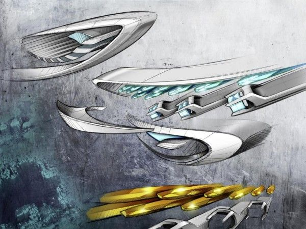 Mercedes Concept S Class Coupé: Designing Sensual Clarity in technology  Category