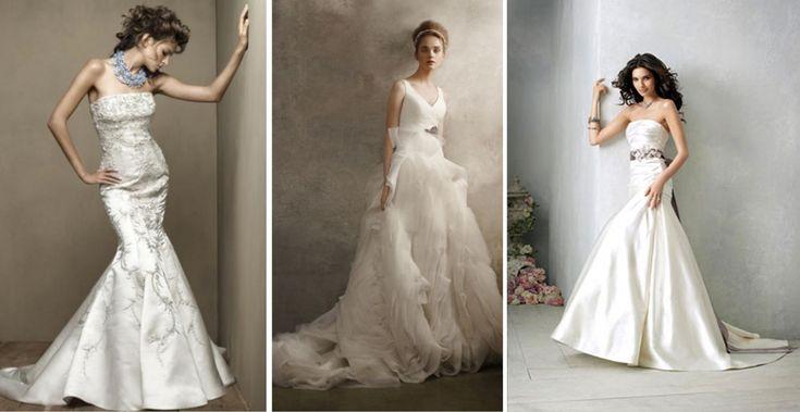 100+ Second Hand Designer Wedding Dresses - Cold Shoulder Dresses for Wedding Check more at http://www.dust-war.com/second-hand-designer-wedding-dresses/