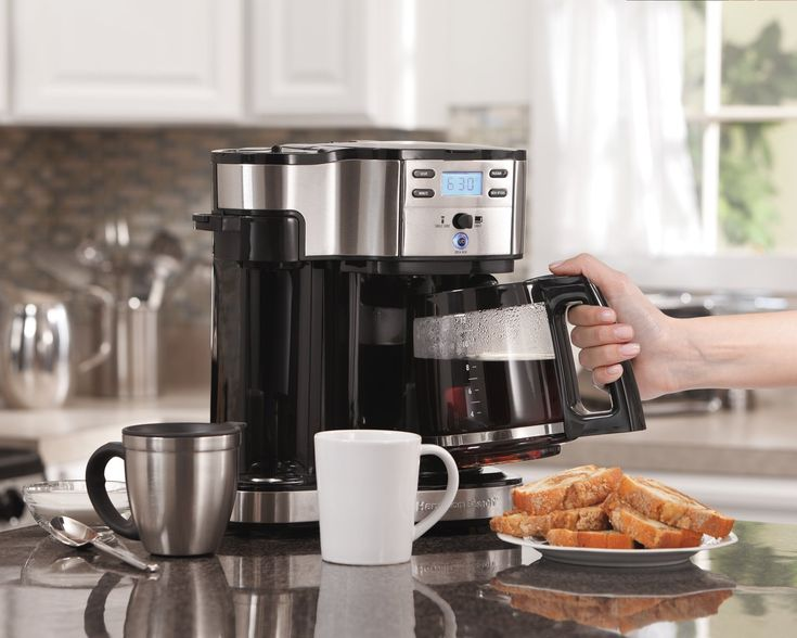 Hamilton Beach coffee brewer and maker gifts for coffee lovers