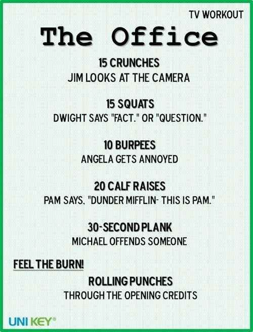 Image result for shameless TV show workout routine