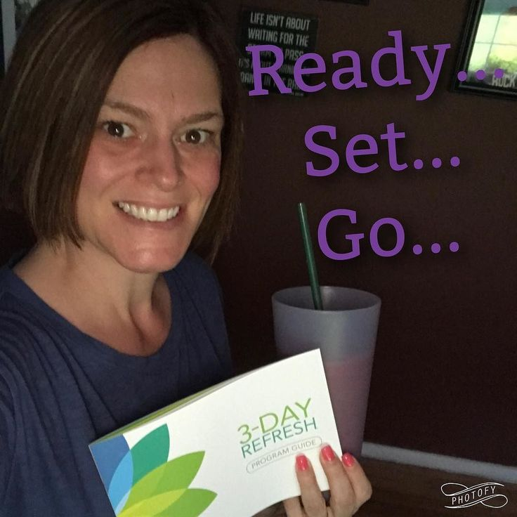 Ok it's time for me to Refresh my nutrition!  What does that mean?  I am doing a 3-day cleanse that involves me having lots of fruits veggies healthy fats and a variety of shakes.  I #Refresh 3-4 times a year and each time it totally resets my system and gets me completely back on track!  Today is Day 1! Let's do this