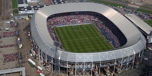 De Kuip, most beautiful stadium in the world.