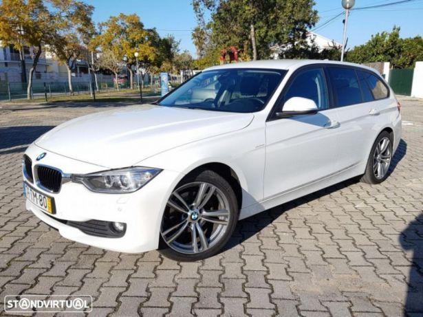 BMW 318 d Touring Auto Line Sport preços usados