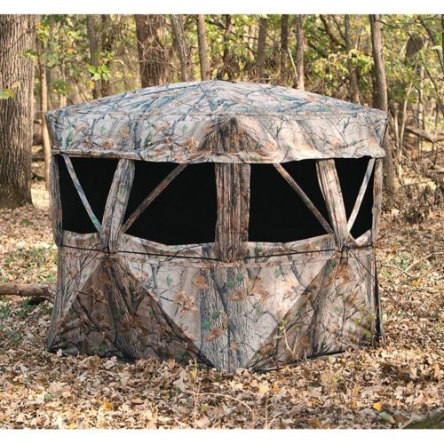 Hunting Ground Blinds | Big Game Treestands | Big Game ...