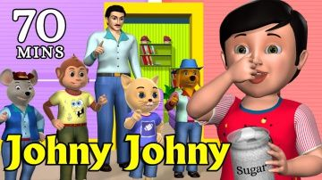 "Johny Johny Yes Papa Nursery Rhyme - Kids' Songs - 3D Animation English Rhymes For Children http://video-kid.com/20979-johny-johny-yes-papa-nursery-rhyme-kids-songs-3d-animation-english-rhymes-for-children.html  ""Johny Johny Yes Papa Nursery Rhyme"" - 3D Animation Kids Songs & English Nursery Rhymes For Children"