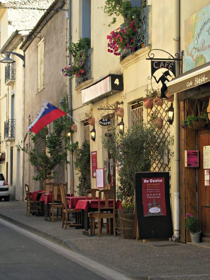 1000 images about pezenas coeur de ville quartiers for Restaurant a pezenas