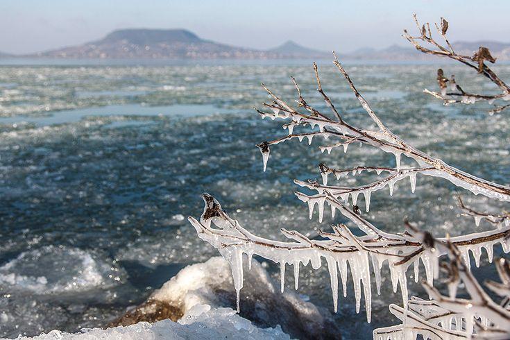 Lake Balaton, Winter 2016