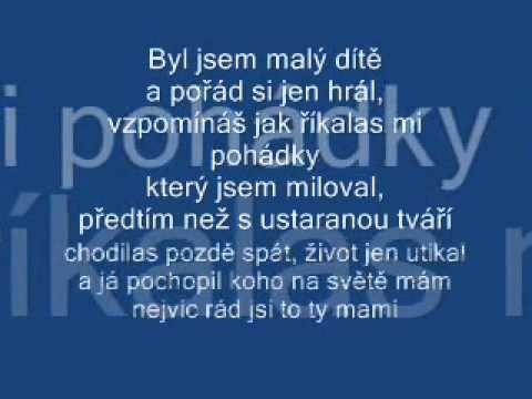 Lunetic: Máma + text