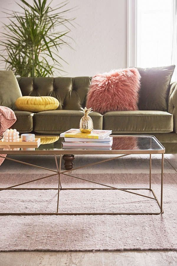 The Coolest Coffee Tables Under $1,000 - Paper & Stitch