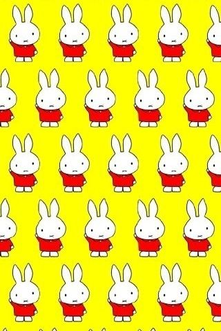 Miffy on repeat