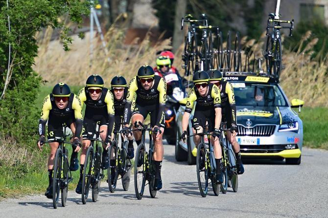 Settimana Internazionale Coppi E Bartali 2019 Stage 1b Results Cycling Team Strongman Cycling