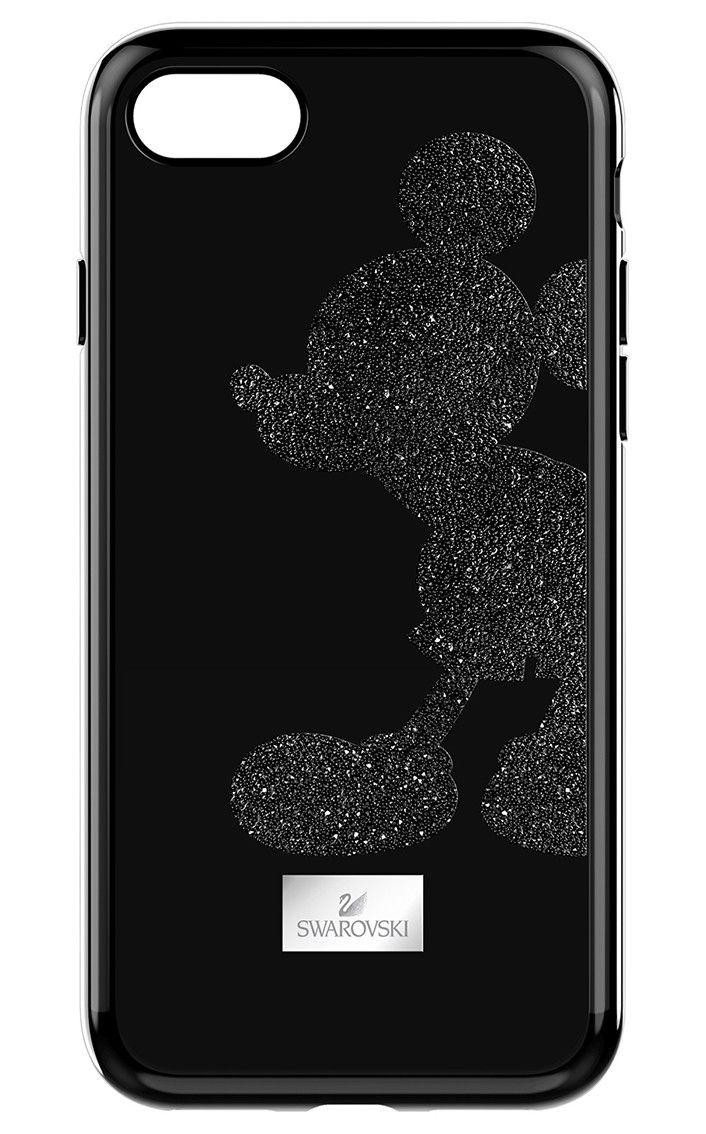 official photos 9e5c0 2fc3c Swarovski Telefoonhoes met Bumper Mickey Body iPhone* 6-6S-7-8 ...