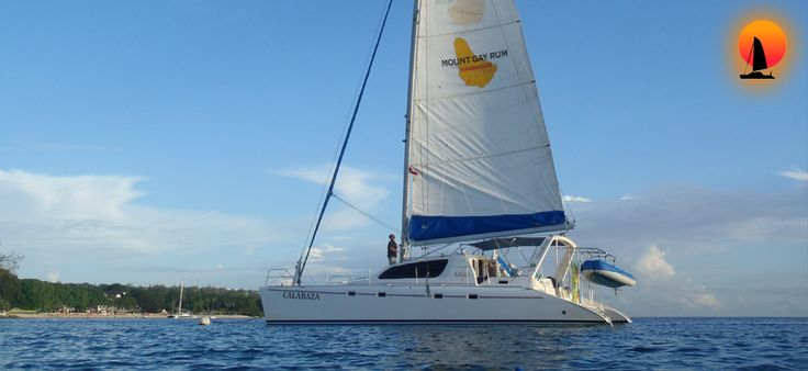 Barbados Sailing Cruises with CALABAZA, Barbados Premier Cruises.  Great snorkeling, turtle sighting and the BEST home made rum punch