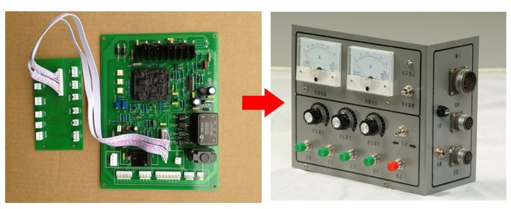 New technology  of Cicuit board of  MZ DC SAW 1000 1250 PCB control board for submerged arc welding machine