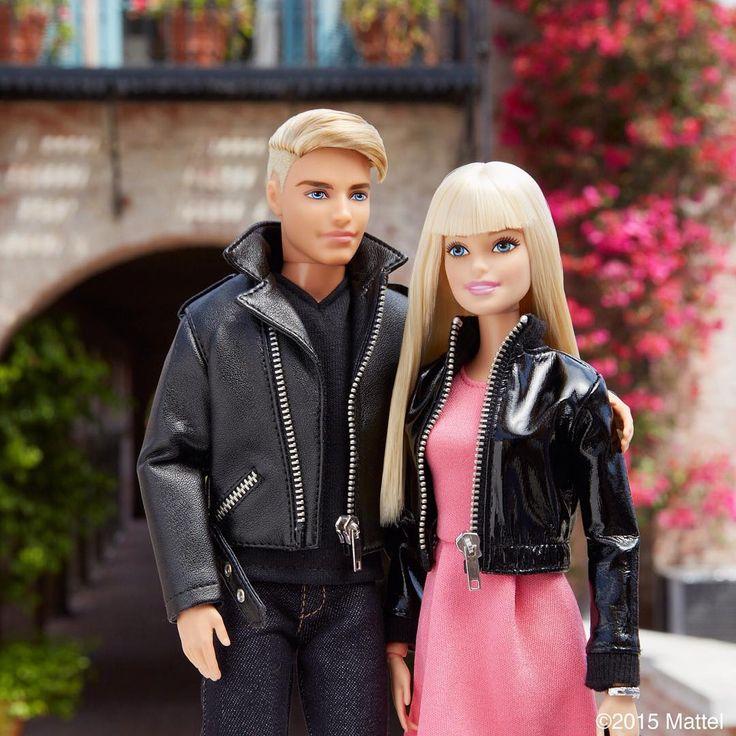 Twinning!  #barbie #barbiestyle
