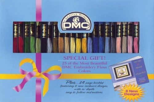 DMC Special Floss Gift Pack $9.20