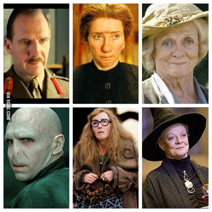 The 3 cast in Harry Potter. Is in Nanny mcphee return.