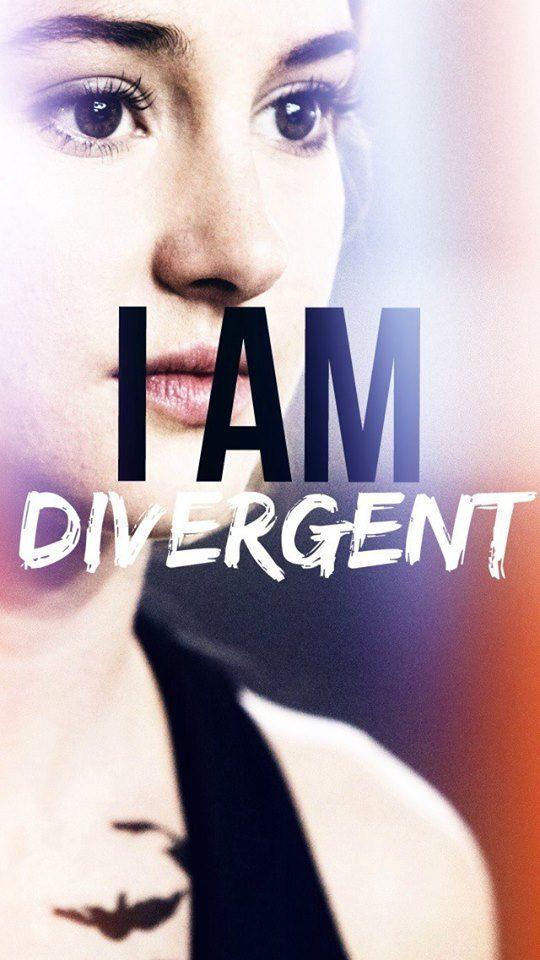 I am Divergent
