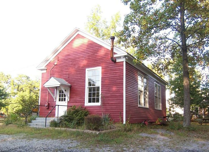 Sydenstricker School -The Last One Room School House Used ...