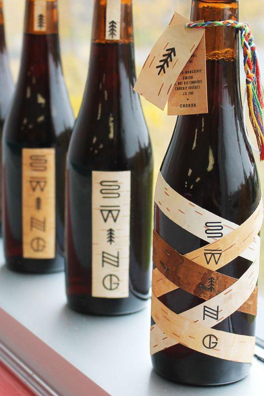 Actualité / Une #bière... ou deux / étapes: #design & #culture visuelle