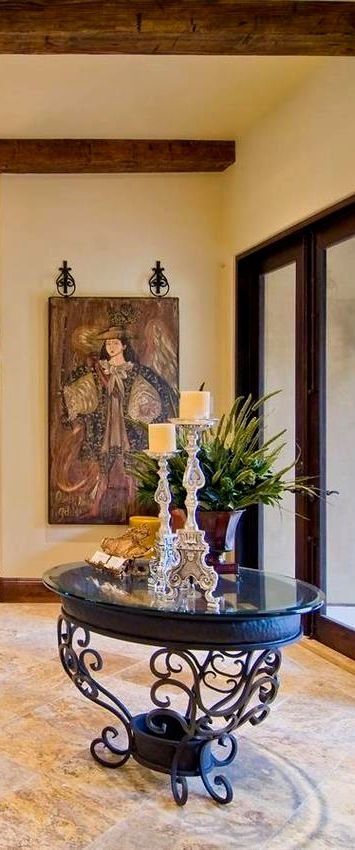 Foyer Ideas Home Decorating : Best round entry table ideas on pinterest