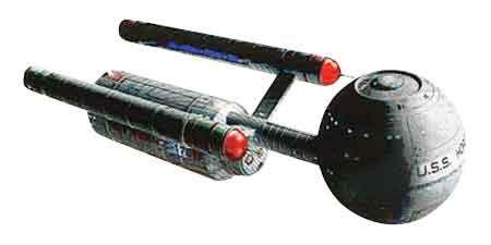 ST100 - Eaglemoss Star Trek USS Horizon NCC 176
