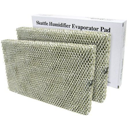 Skuttle Humidifier Evaporator Pad A04-1725-051, 2-Pack by Skuttle. Save 20 Off!. $34.36. Evaporator Pad# A04-1725-051 fits whole house humidifiers from Skuttle, White-Rodgers, Goodman, and others. 2-Pack Original Factory Replacement Water Panel Evaporator. This high quality product is made by a leading manufacturer to replace the humidifier filter (AKA water panel, water pad, evaporator pad) in many makes and models of whole house humidifier filters. This product is found in th...