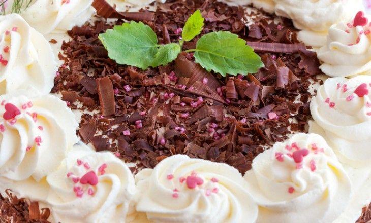 Detta är Per Morbergs favorittårta från barndomen, den klassiska Schwarzwaldtårtan!
