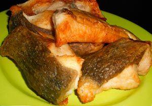 Блюда из толстолобика