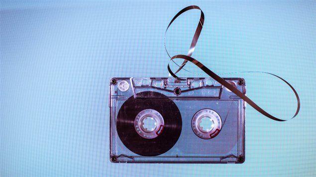 Le grand retour de la cassette. Record mondial de stockage. Un concept technologique de #SONY