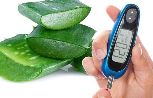 7 ragioni per utilizzare aloe vera per trattare il diabete