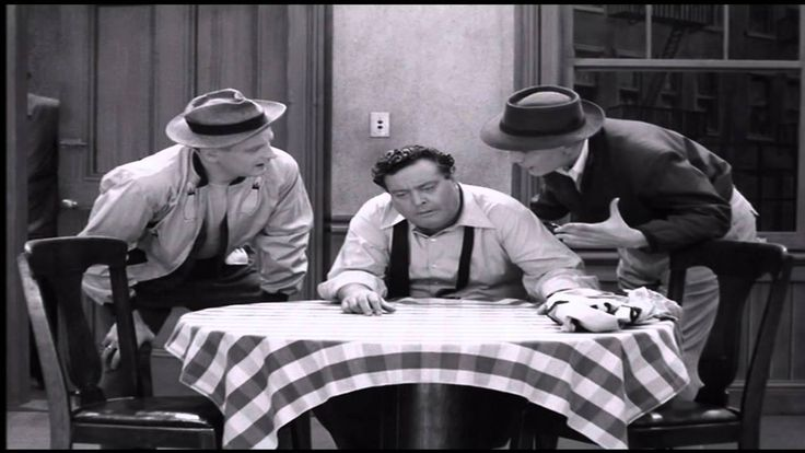 Oh My Aching Back-The Honeymooners (+playlist).  I know we're early for the New Years Eve Annual Marathon but if you're staying away from the Black Friday crowds, you'll enjoy alotta laughs.  :D