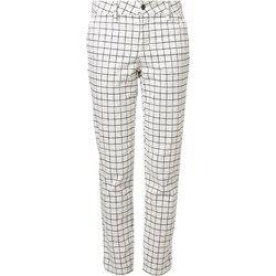 NYDJ Spodnie materiałowe grid