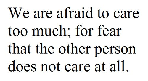 .That, Life, Afraid, Quotes, Truths, So True, Things, Living, Fear