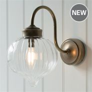 Mia #Bathroom #Wall #Light. A very sweet addition to our range.