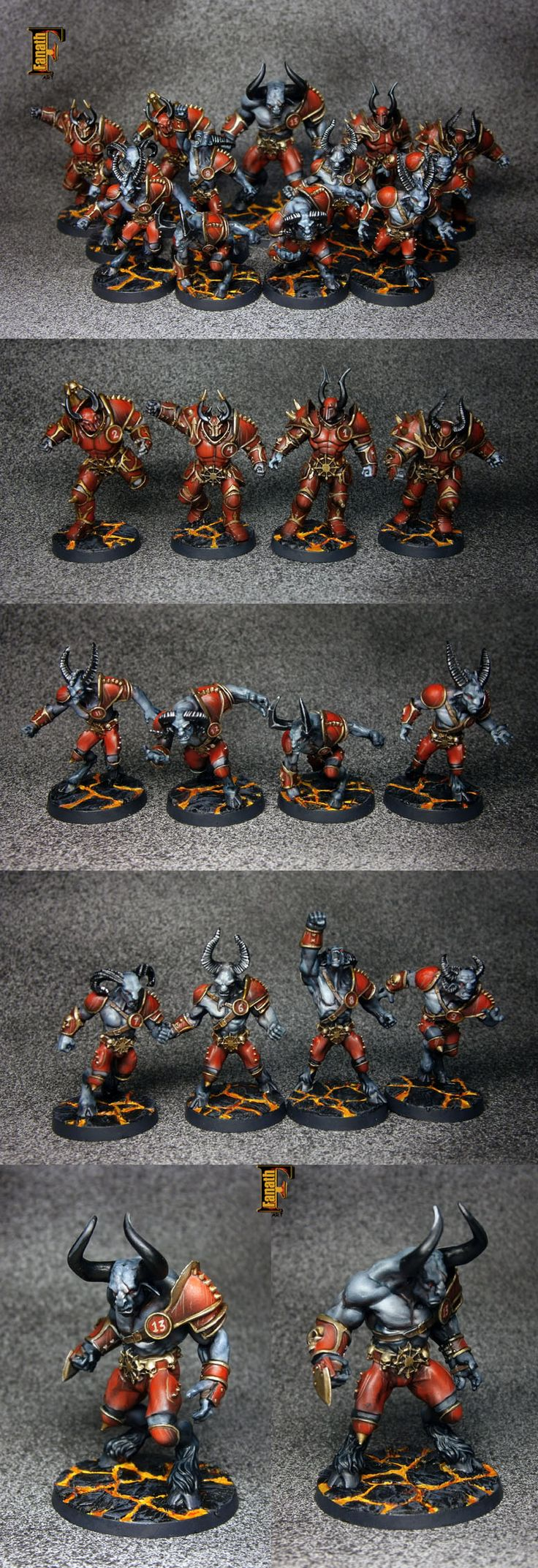 Chaos khorne, Willy Chaos team
