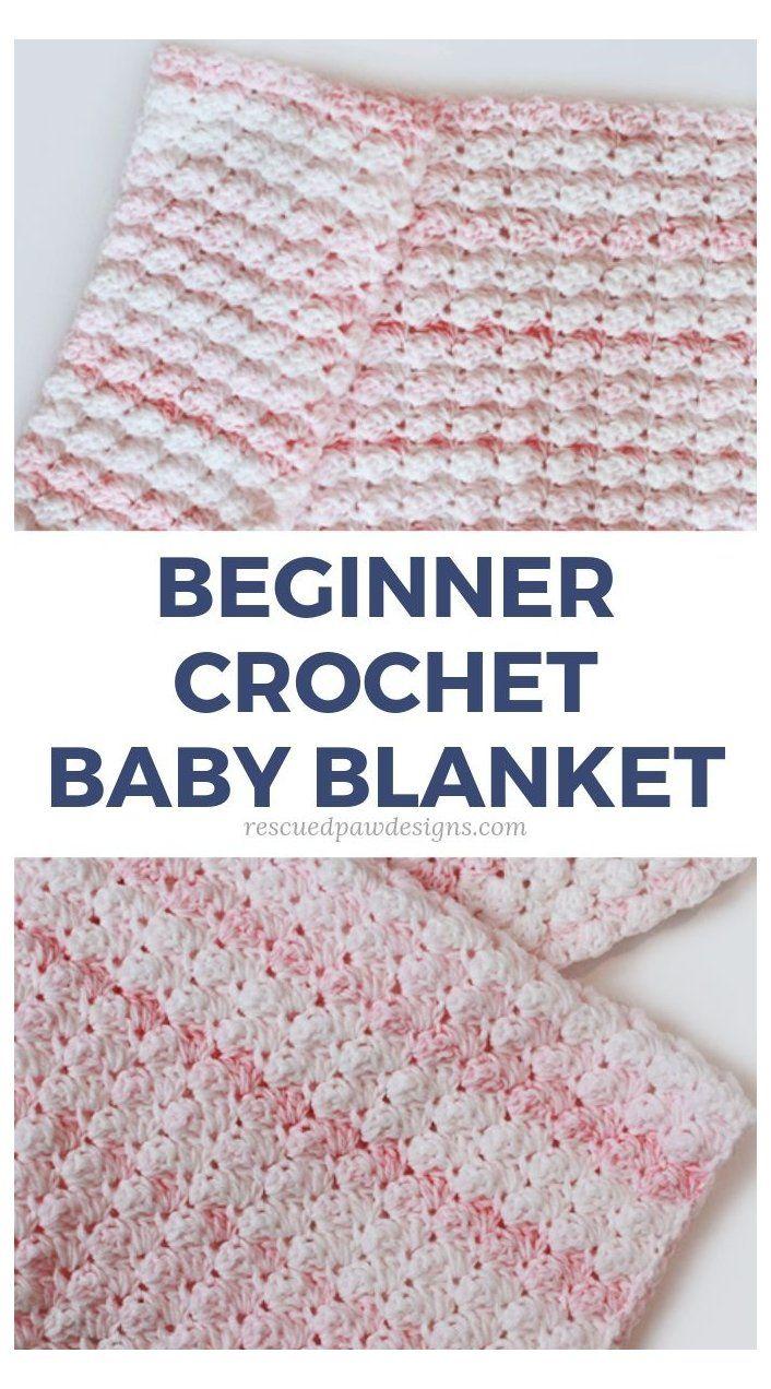 Blanket Stitch Crochet Baby Blanket Pattern Easy Crochet Blanket Baby Crochet Baby Blanket Beginner Baby Blanket Crochet Baby Blanket Crochet Pattern Easy