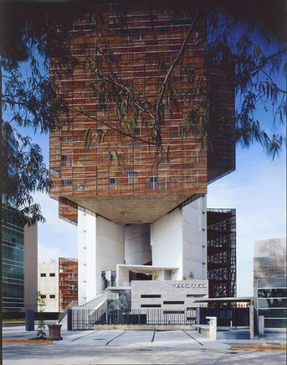 Torre Cube , Carme Pinos en Guadalajara