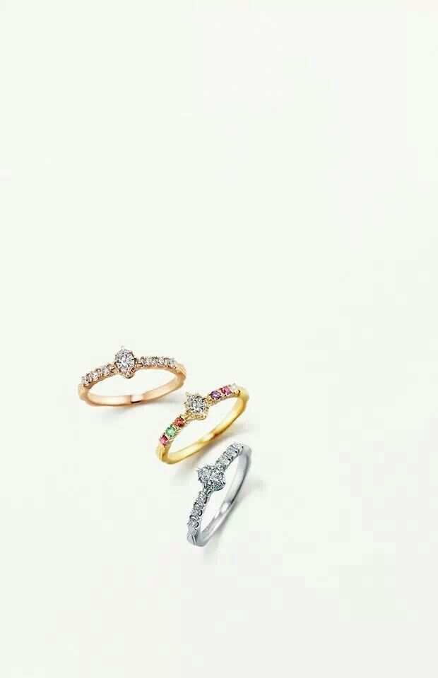 Agete rings