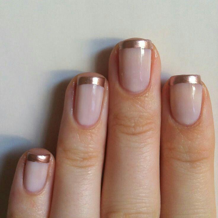 Uñas para el dia de tu boda. Nails for your wedding day .